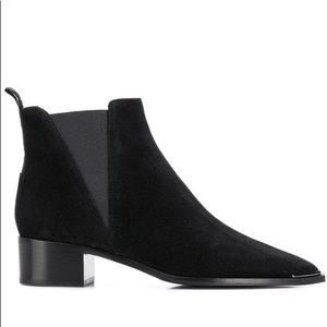 Acne studios Jensen suede boots 38 made in Italy